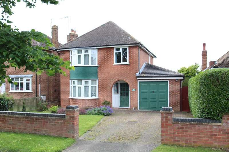 4 Bedrooms Detached House for sale in Egmont Avenue, Stony Stratford, Milton Keynes
