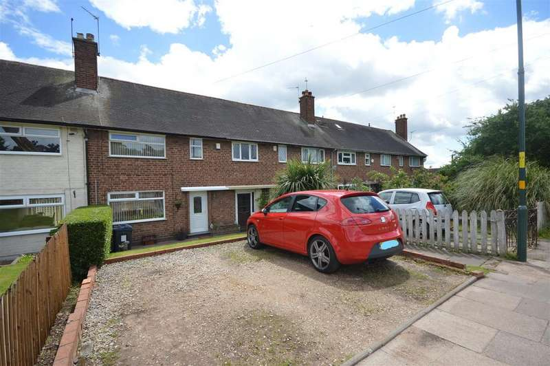 2 Bedrooms Terraced House for sale in Garretts Green Lane, Birmingham