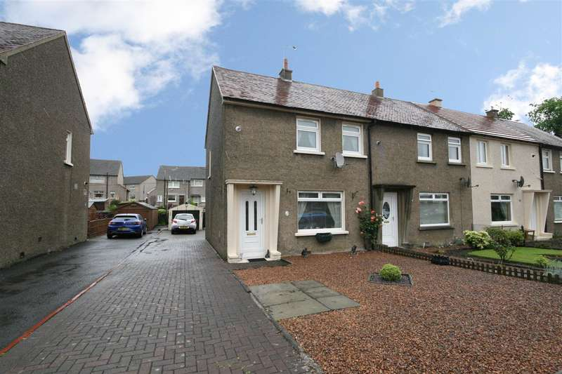 2 Bedrooms End Of Terrace House for sale in Bantaskine Drive, Falkirk