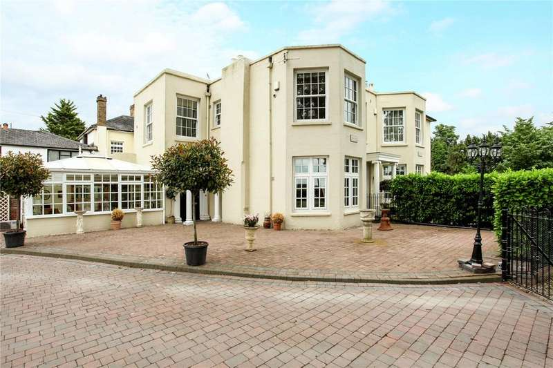 3 Bedrooms Semi Detached House for sale in Dunboyne Place, Old Windsor, Windsor, Berkshire, SL4
