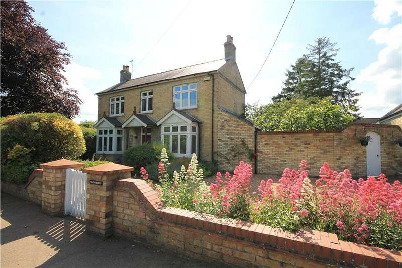 4 Bedrooms Detached House for sale in Bluntisham Road, Colne, Huntingdon, Cambridgeshire, PE28