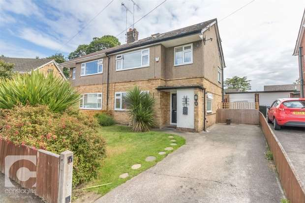 4 Bedrooms Semi Detached House for sale in The Quillet, Neston, Cheshire