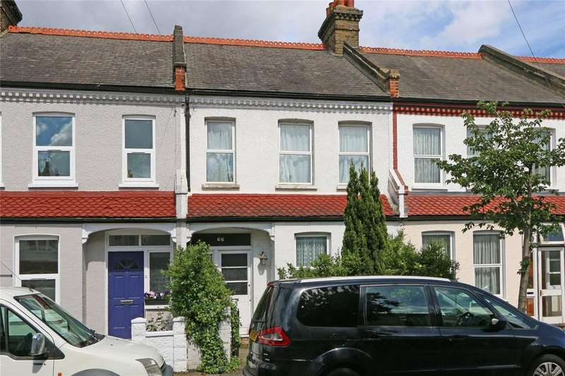 3 Bedrooms Terraced House for sale in Silverleigh Road, Thornton Heath, CR7