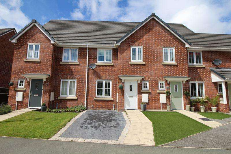 4 Bedrooms Terraced House for sale in Sparks Croft, Wirral