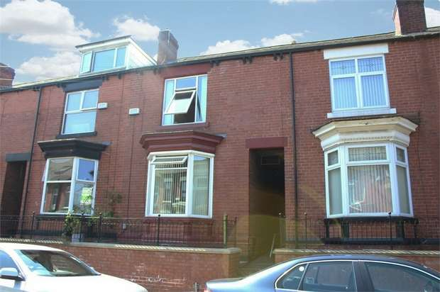 3 Bedrooms Terraced House for sale in Elmham Road, Sheffield, South Yorkshire