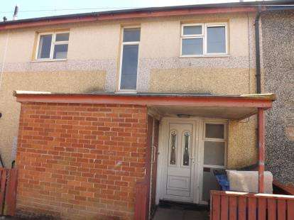3 Bedrooms Terraced House for sale in Greenwood Crescent, Warrington, Cheshire