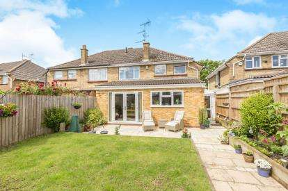 4 Bedrooms Semi Detached House for sale in Campden Road, Cheltenham, Gloucestershire, Cheltenham