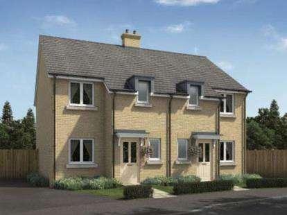 3 Bedrooms Semi Detached House for sale in Kingsfield Park, Aylesbury