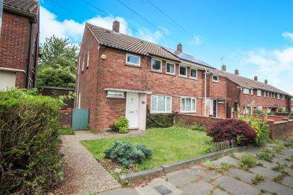 3 Bedrooms Semi Detached House for sale in Brays Road, Luton, Bedfordshire
