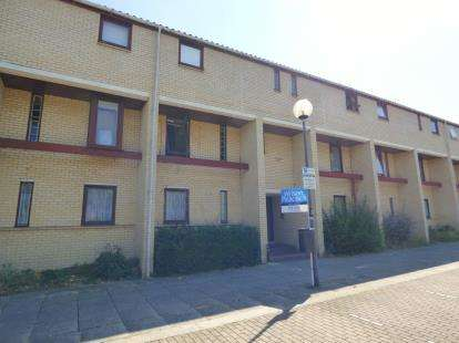 2 Bedrooms Flat for sale in North Row, Milton Keynes