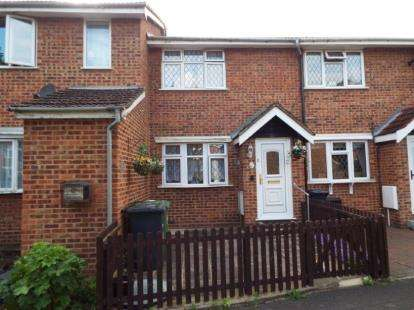 2 Bedrooms Terraced House for sale in Robertson Close, Broxbourne, Hertfordshire
