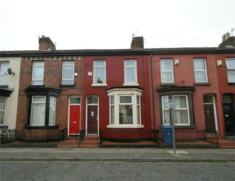 2 Bedrooms Terraced House for sale in Thurnham Street, Anfield, Liverpool, L6
