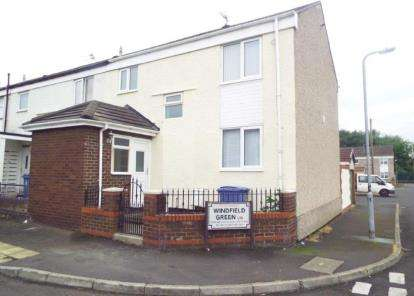 3 Bedrooms Terraced House for sale in Windfield Green, Garston, Liverpool, Merseyside, L19