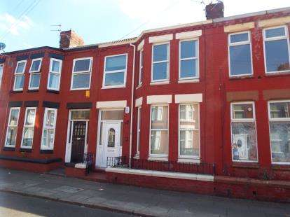3 Bedrooms Terraced House for sale in Selkirk Road, Liverpool, Merseyside, England, L13