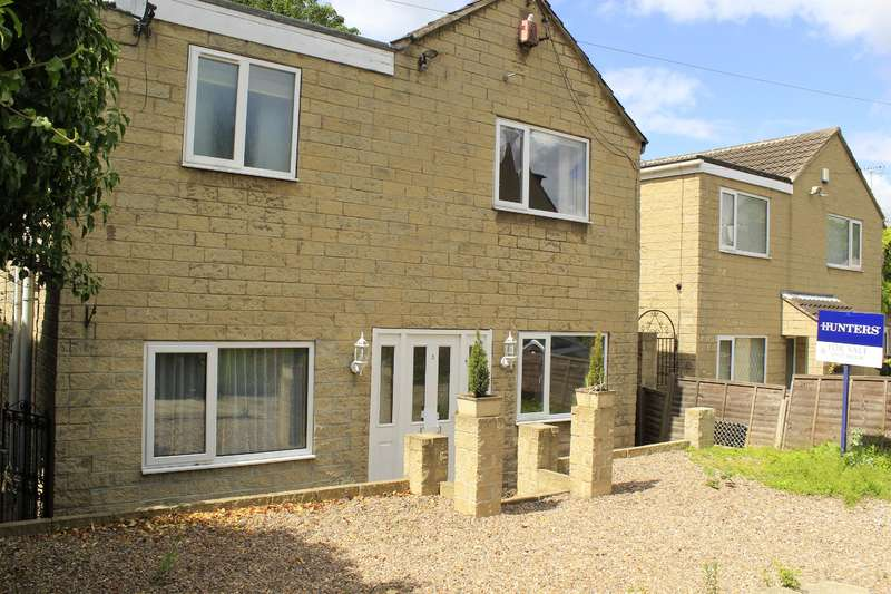 4 Bedrooms Detached House for sale in Hall Court, Brotherton, Knottingley, WF11 9HF