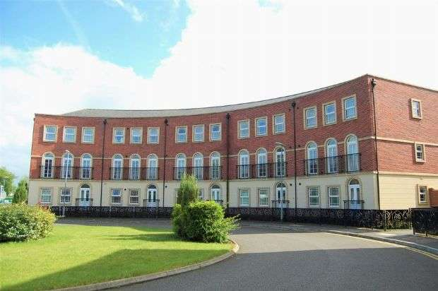 2 Bedrooms Flat for sale in Oak Grove, Abington, Northampton NN3 3JR
