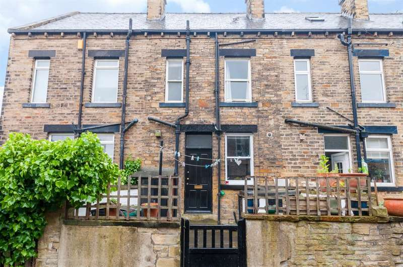 3 Bedrooms Terraced House for sale in West Street, Pudsey, LS28