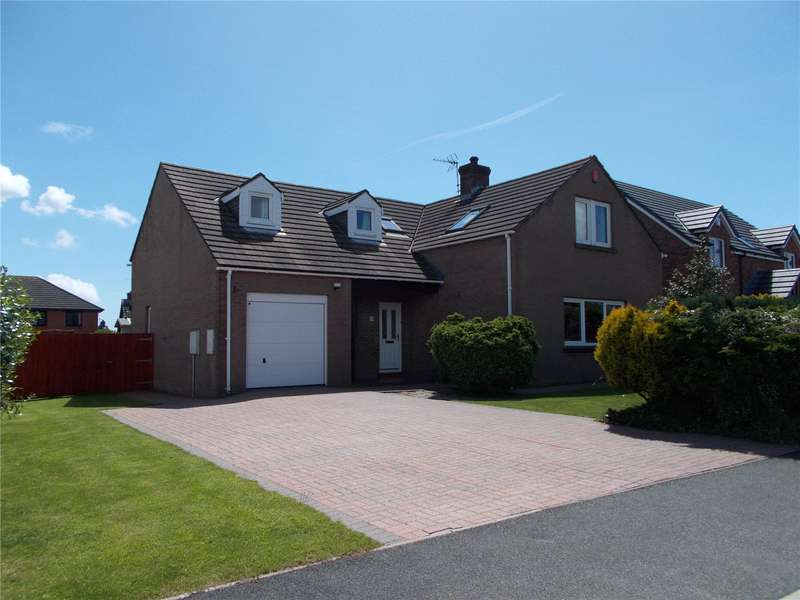 4 Bedrooms Detached House for sale in Oberon Grove, Steynton, Milford Haven