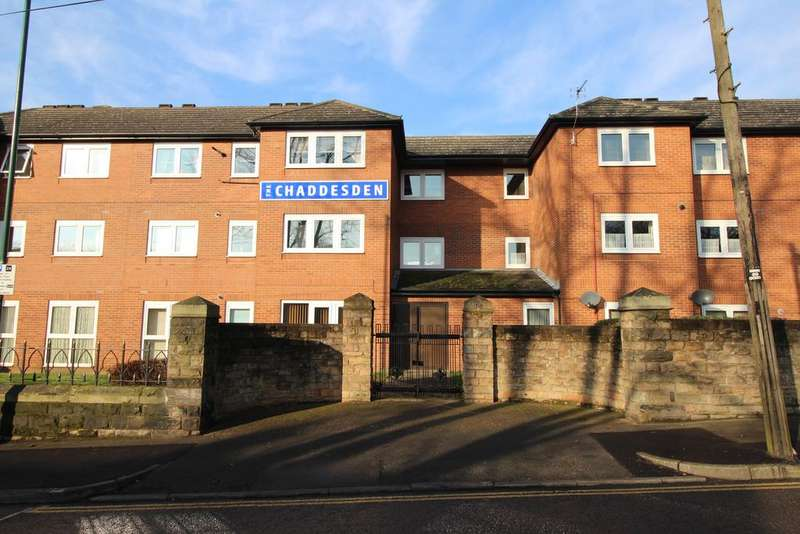 1 Bedroom Retirement Property for sale in 25 Mapperley Road, Mapperley Park, Nottingham NG3