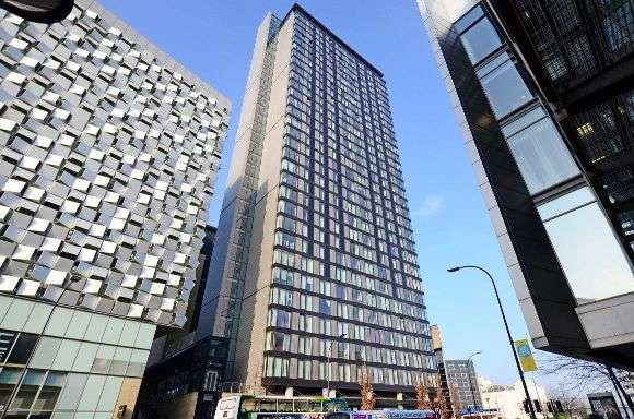 2 Bedrooms Flat for rent in City Lofts, St Pauls Square, Sheffield