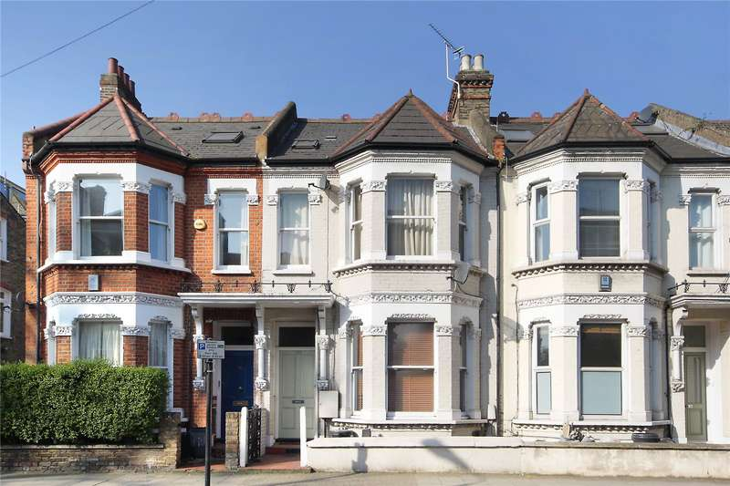 2 Bedrooms House for sale in Elspeth Road, Battersea, London, SW11