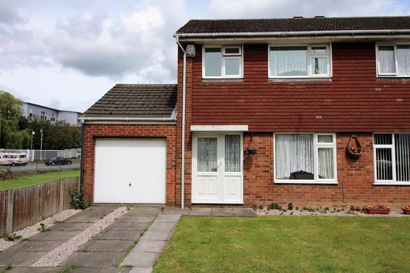 3 Bedrooms Semi Detached House for sale in Maudland Bank, Preston