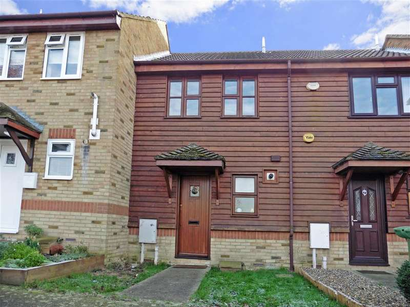 2 Bedrooms Terraced House for sale in Anne Boleyn Close, Eastchurch, Sheerness, Kent