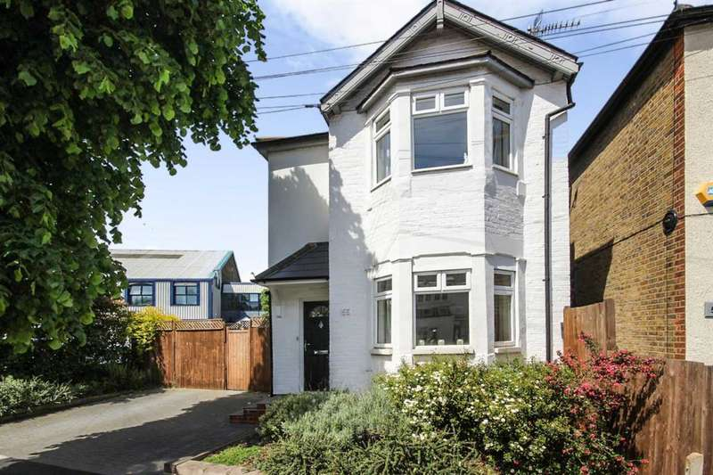 3 Bedrooms Detached House for sale in Portland Road, Kingston Upon Thames