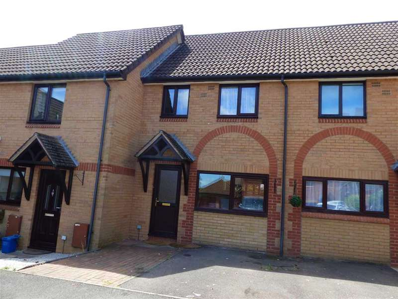 3 Bedrooms Terraced House for sale in Valentine Lane, Thornwell, Chepstow