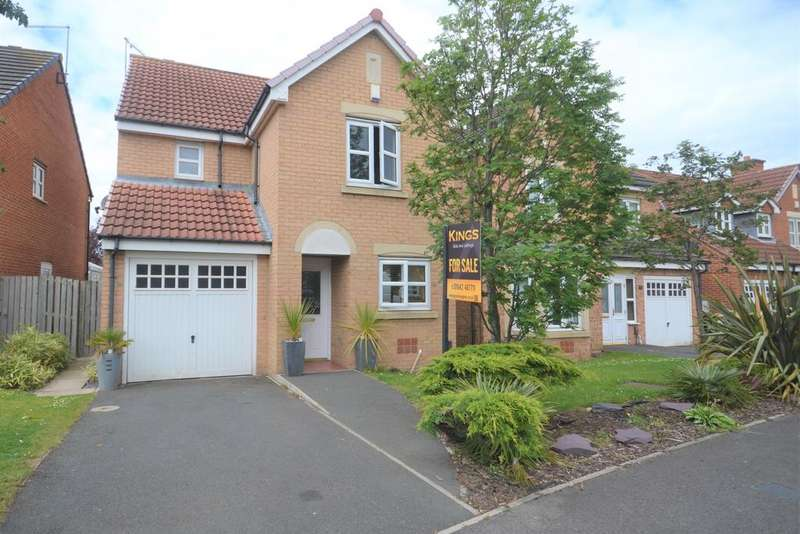 3 Bedrooms Detached House for sale in Alnmouth, Redcar TS10