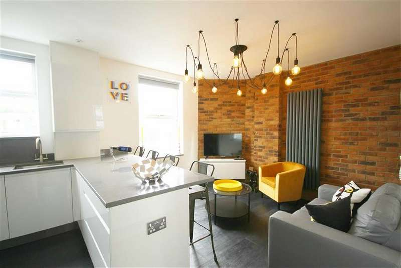 4 Bedrooms Flat for sale in Lytton Road, New Barnet, Hertfordshire