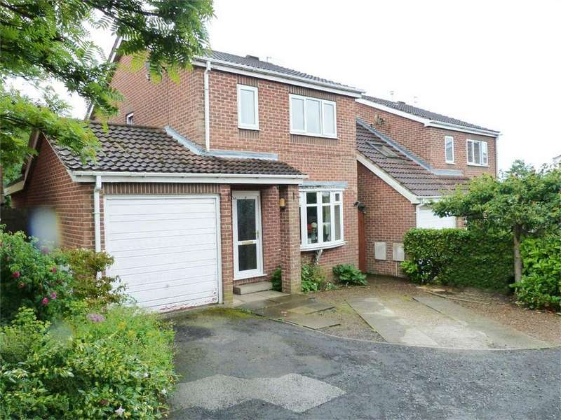 3 Bedrooms Detached House for sale in Pasture Close, Market Weighton, York