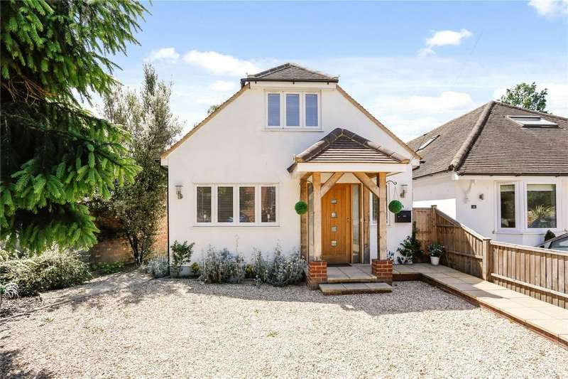 3 Bedrooms Detached House for sale in 4A Goodwin Meadow, Wooburn Green, Buckinghamshire, HP10