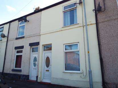 2 Bedrooms Terraced House for sale in Allcard Street, Warrington, Cheshire, WA5