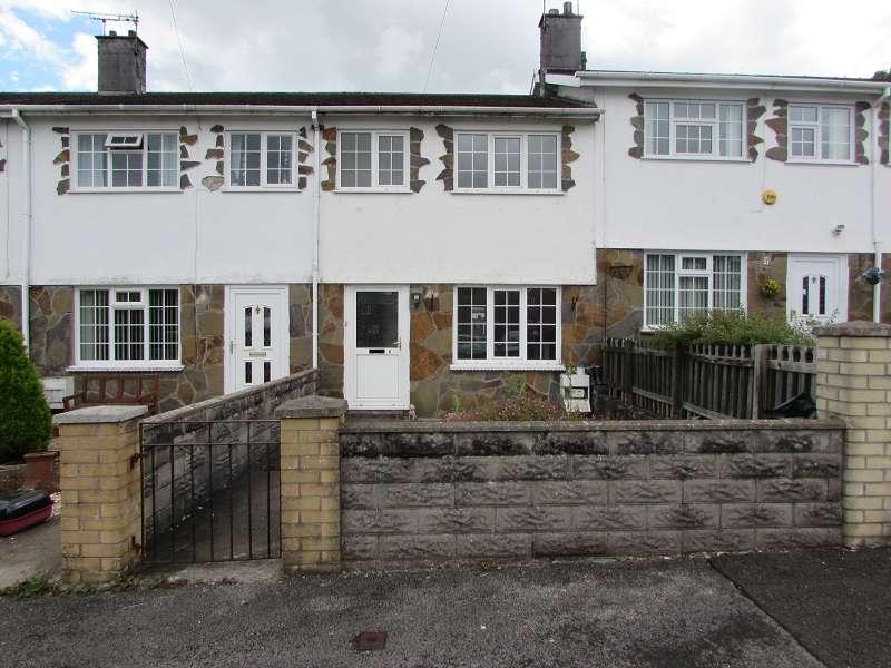 3 Bedrooms Terraced House for sale in Taliesin Close, Pencoed, Bridgend. CF35 6JR