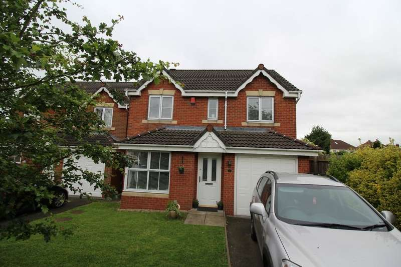 4 Bedrooms Detached House for sale in Wyton Avenue, Oldbury, B68