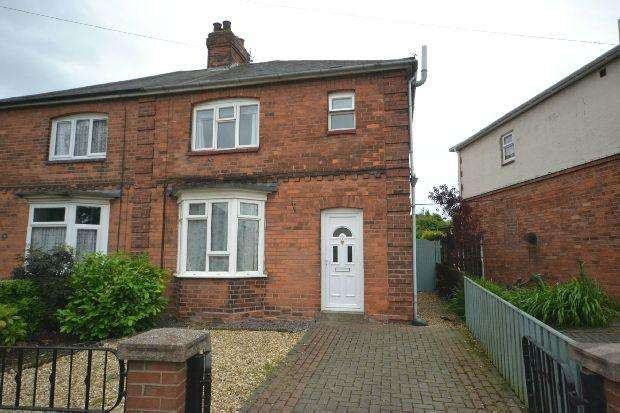 3 Bedrooms Semi Detached House for sale in Milton Road, GRIMSBY