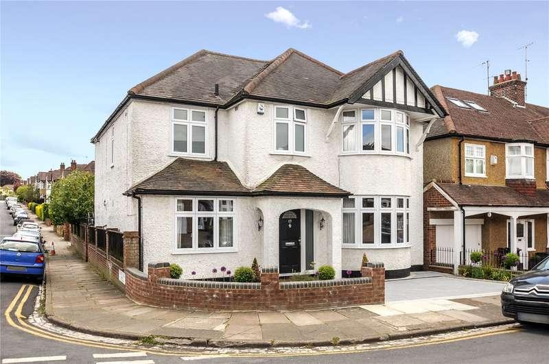 4 Bedrooms Detached House for sale in Waverley Road, St. Albans, Hertfordshire, AL3