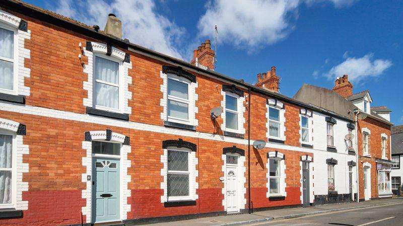2 Bedrooms Terraced House for sale in Alexandra Road, Dawlish