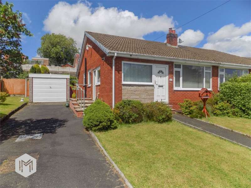 3 Bedrooms Semi Detached Bungalow for sale in Berkeley Close, Chorley, Lancashire