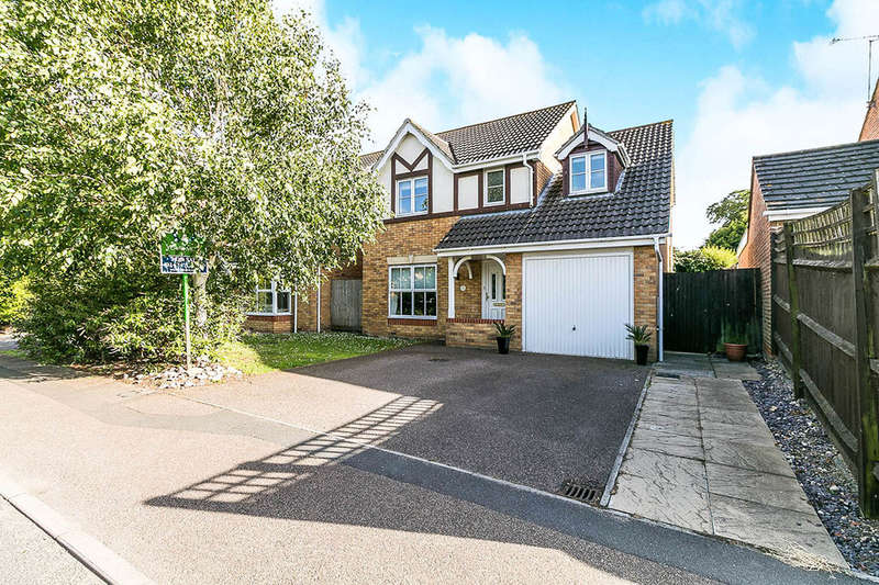 4 Bedrooms Detached House for sale in Damigos Road, Gravesend, DA12