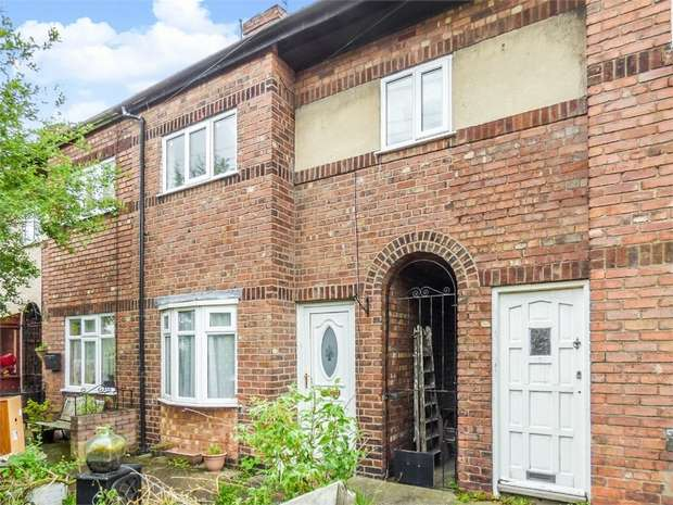 3 Bedrooms Terraced House for sale in Acuba Grove, Birkenhead, Merseyside