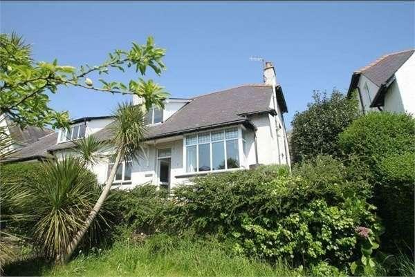 2 Bedrooms Semi Detached House for sale in Ffriddoedd Road, Bangor, Gwynedd