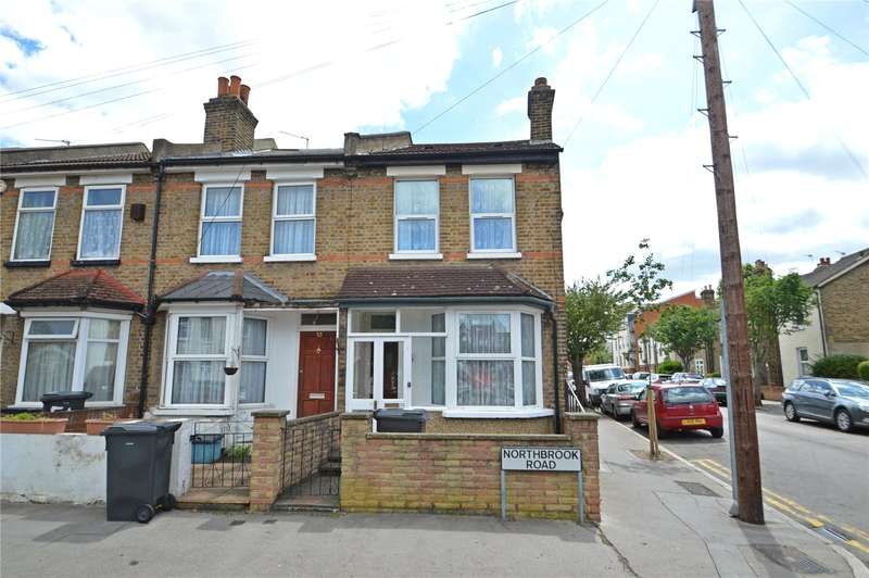 2 Bedrooms End Of Terrace House for sale in Northbrook Road, Croydon