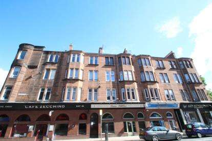 1 Bedroom Flat for sale in Cumbernauld Road, Glasgow, Lanarkshire
