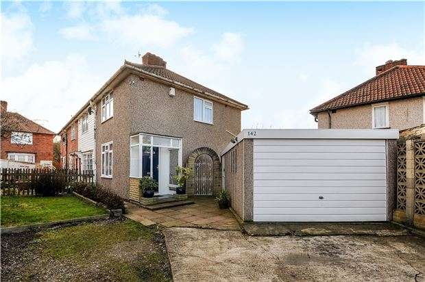 2 Bedrooms End Of Terrace House for sale in Middleton Road, MORDEN, Surrey, SM4 6RW