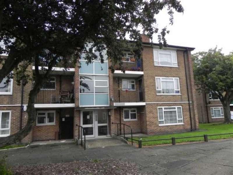 2 Bedrooms Flat for sale in Swinscoe House, Rosengrave Street, Derby