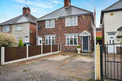 3 Bedrooms Semi Detached House for sale in Peveril Drive, Sutton-in-Ashfield