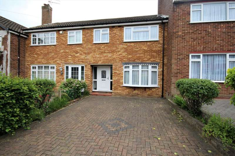 3 Bedrooms Terraced House for sale in Severn Drive, Upminster