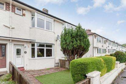 2 Bedrooms Terraced House for sale in Blythswood Crescent, Largs